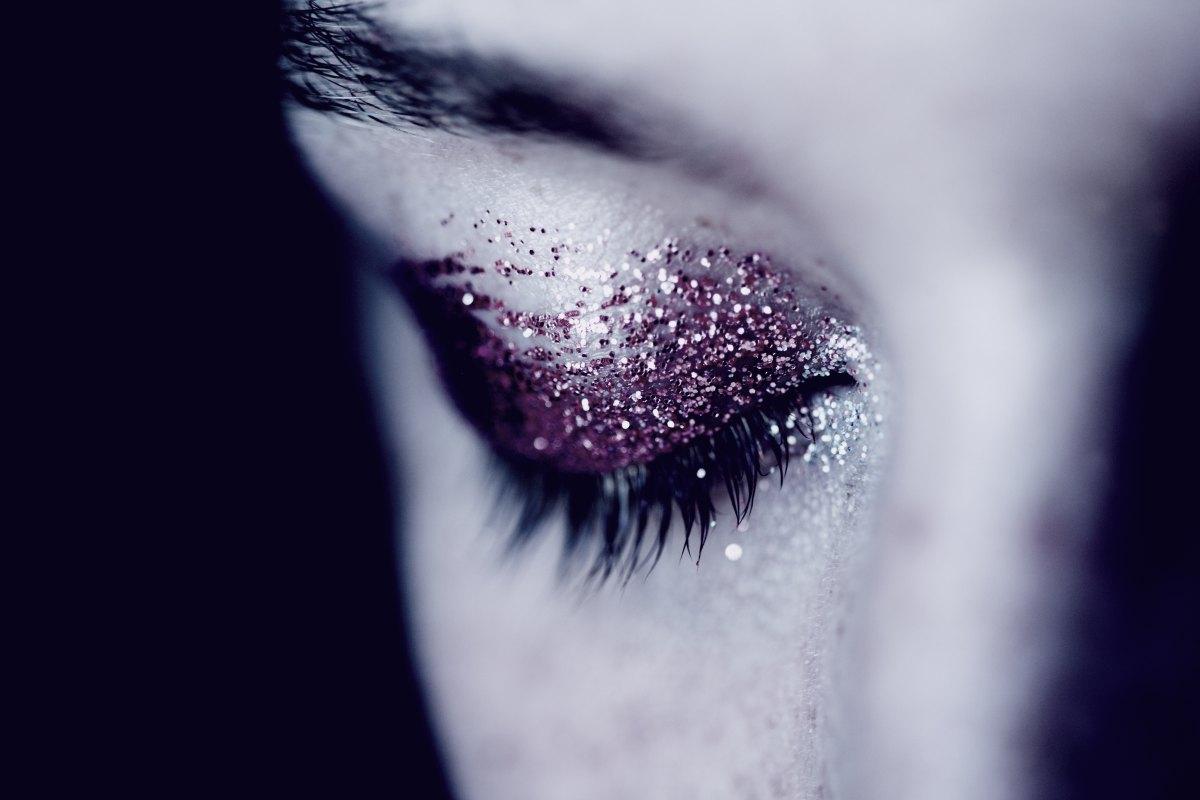 Tears don't make you weak